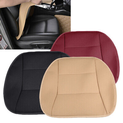 Full Surround 3D PU Leather Deluxe Car Seat Cover Seat Chair Cushion Protector