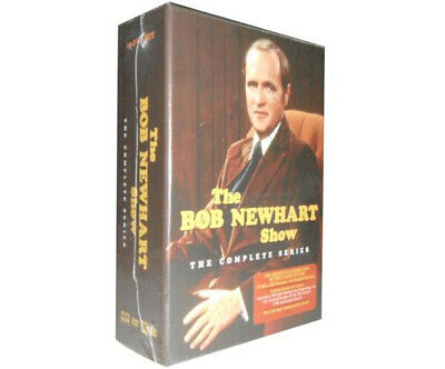 THE BOB NEWHART SHOW: The Complete Series Box Set (DVD, 2014, 18-Disc Set) US