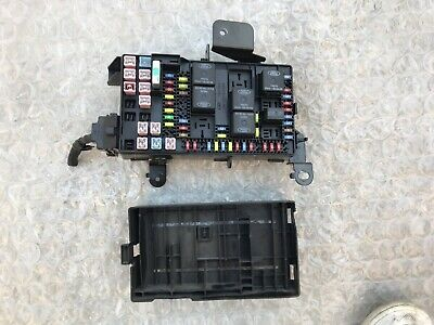 05-06 Ford F250 350 Super Duty Fuse Junction Box Relay Module Bcm 5C3T-14A067-Ad