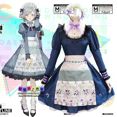 Cosplay Game Sweet Lolita Anime Girls Frontline Costume Maid Outfit Dresses