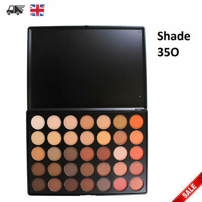 Brand New Morphe Brushes 35O 350 Eyeshadow Palette 35 Color Nature Glow 2017