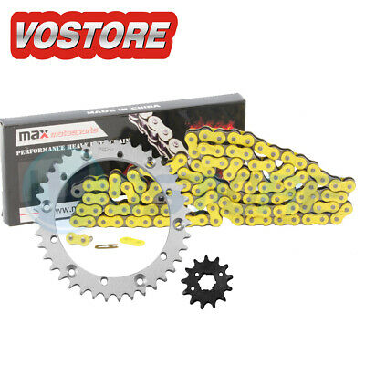 JT Chain//Sprocket Kit 13-41 for Yamaha YTZ250 Tri-Moto 1985-1986