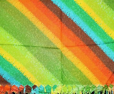 Sarong Multi Colour Stripe Design Just Arrived Style 42/0317
