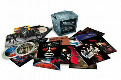 "Judas Priest ""The Complete Albums Collection"" 19 CD Box Set Sealed NEW US!"