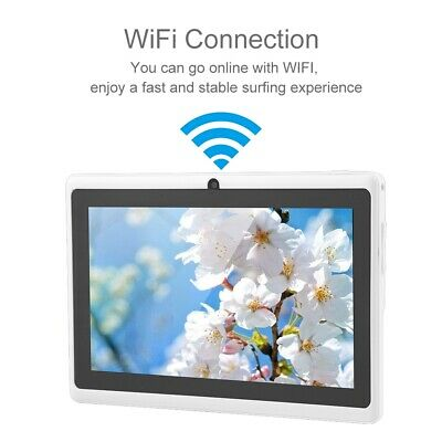 7pouce HD IPS Mini Tablet PC Android 8G ROM WIFI Bluetooth Dual Caméra Quad-core