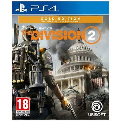 UBISOFT PS4 - Tom Clancy's The Division 2 Gold Edition