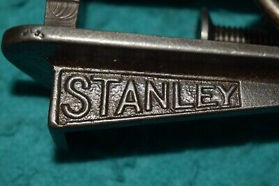Antique Stanley USA Dowelling Jig # 59 Woodworking Old Tools