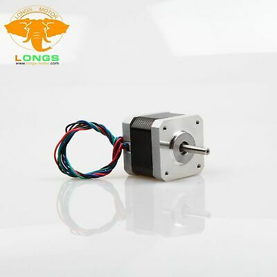 1PC Stepper Motor Nema17 0.9° 4leads 2.4A 60oz-in Dispens 3D printer 17HM5424CNC