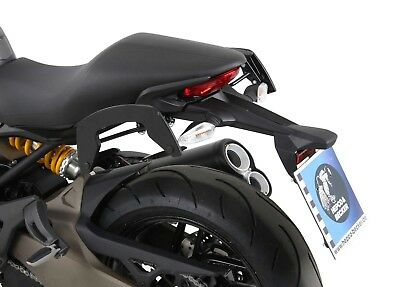 Ducati Monster 821 2014-2017 C-Bow sidecarrier BY HEPCO AND BECKER