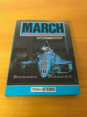 "MARCH ""Grand Prix & Indy Cars"" di Alan Henry"