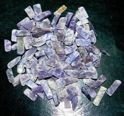 Charoite 152Cts. Natural Tumble Cabs Loose Gemstone Lot 15066
