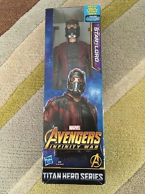Marvel Avengers Infinity War Figure. Star Lord. Peter Quill. Guardian Galaxy New