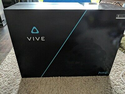 HTC Vive VR Headset - Boxed and Excellent Condition
