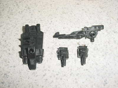 Hasbro Transformers Micromasters Skystalker Large Front Gun Cannon Part