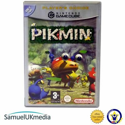 Pikmin - Player`s Choice (GameCube) **GREAT CONDITION!**