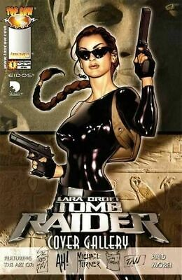 Tomb Raider Cover Gallery One-Shot / Issue 1 - Very Rare - Adam Hughes Cover!