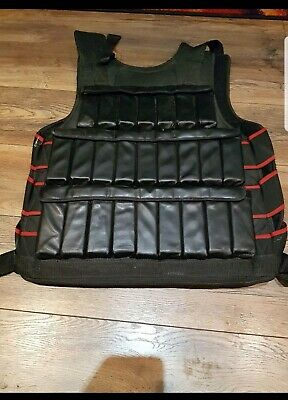 Fitness Weighted Vest 10kg