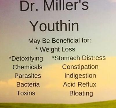 Dr Millers YouTHIN™ Holy Tea - Three Month Supply (24 bags) HUGE SALE! FREE S/H