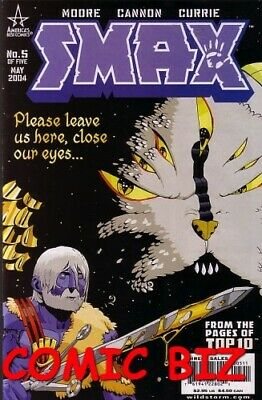 Smax #5 (2004) 1St Printing Bagged & Boarded America's Best Comics
