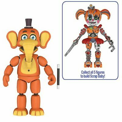 Funko Five Nights At Freddy's Pizzeria Simulator Orville Elephant Action Figure