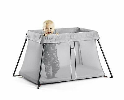 c73dbeeda01 BABY BJORN TRAVEL Crib Light Silver with Carrying Case -  229.95 ...