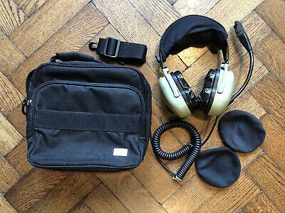 David Clark H20-16 Helicopter Headset