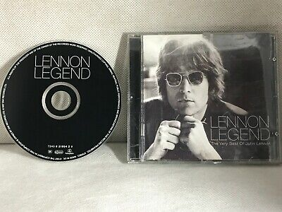 John Lennon - Lennon Legend: The Very Best Of John Lennon - John Lennon CD