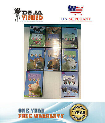 All Creatures Great and Small Complete Collection 28-Disc DVD Series New -Bundle
