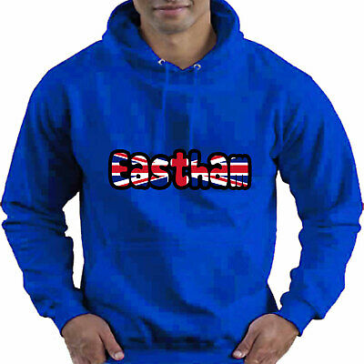Eastham Love Childrens Childs Kids Boys Girls Hoodie Hooded Top