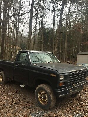 1985 Ford F-250  1985 Ford F-250 4X4