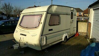 Compass Omega 360-2, 2 Berth, 1992 with Full Size Awning, Ready To Go, BARGAIN