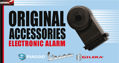 602687M Electronic Alarm Piaggio Carnaby Beverly X9 125 Mp3 300 Gilera Fuoco 500
