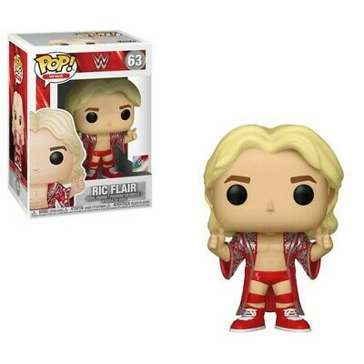 Ric Flair - Funko Pop! Wwe: (2019, Toy NUEVO)