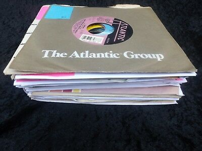 job lot of 30 US NASHVILLE COUNTRY SINGLES 7 inch vinyl VG+ to NM artists listed