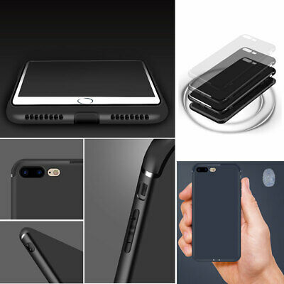 Trendy Ultra-thin Matte Soft Phone Case Slim TPU Cover For iPhone 6/6s/7 plus