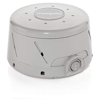 Marpac Sound Dohm Therapy Classic White Noise Machine, Gray New