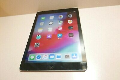 Apple iPad Air 1st. 32GB, Wi-Fi + Cellular (Unlocked), 9.7- Space Grey (A-2405)