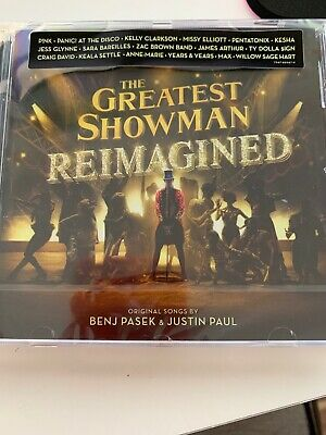 The Greatest Showman Reimagined [Cd] [Album]- New & Sealed