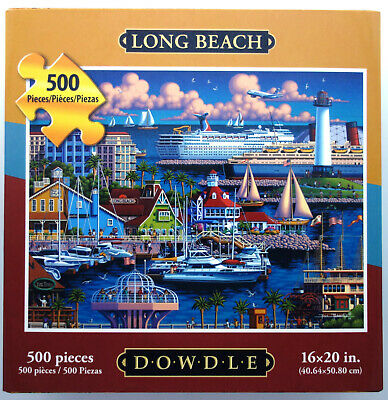 Sonstige Jigsaw Puzzle  Washington Dc 500 Pc By Dowdle Folk Art By Dowdle Folk Art