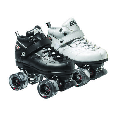 Sure-Grip Quad Roller Skates - GT-50-Size 9 with Boardwalk Purple wheels ONLY *2