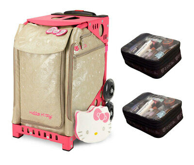 a657c7e39 Zuca Sport Bag - Hello Kitty Good As Gold (Special Edition) with Gift 2