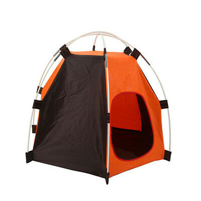 Portable Pet Dog Cat Kennel Puppy House Bed Tent Folding House Sun Shelter New