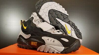 6a37f76734de78 Nike Air Max Speed Turf Trainer Shoes Deion Grey Yellow SZ 6 ( AV7895-001