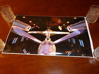Star Trek The Motion Picture Enterprise epson photo 3 poster 24x14