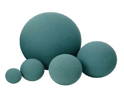 Oasis Floral Foam Sphere 1 pcs / size to choose/