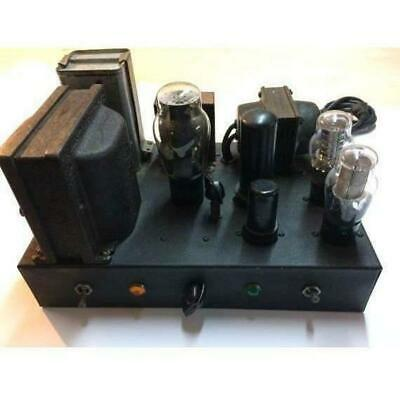 GE 6L6 tube amp General Electric early 1960s