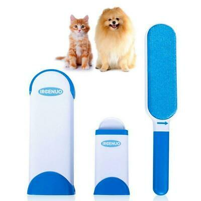 Pet Brushes, Fur & Lint Hair Remover Roller with Self-Cleaning Remove Dog...