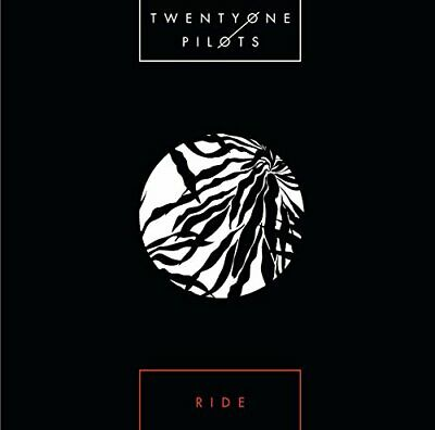 Twenty One Pilots - Ride (2-Track) CD Maxi Atlantic NEW