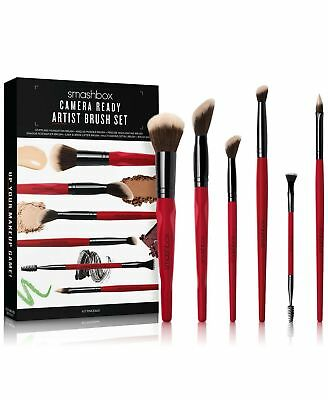 Smashbox Camera Ready Artist Brush Set NIB