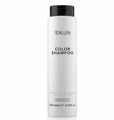 3deluxe Professional Color Shampoo 250 Ml